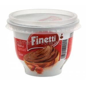 Crema de Ciocolata si Alune FINETTI 200g