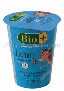 Iaurt BIO PLUS 3.6% 200g