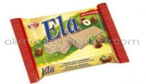 Napolitane Dietetice cu Crema cu Alune ELA 40g