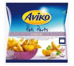 Cartofi Congelati AVIKO PATI Potatous Garlic 600g