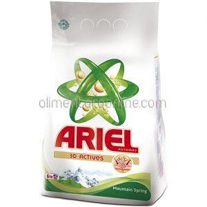 Detergent Automat pentru Rufe ARIEL 3D Active 6Kg