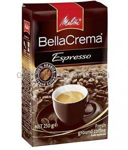Cafea Macinata Melitta Bella Crema Espresso 250g