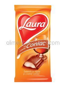 Ciocolata cu Coniac LAURA 90g