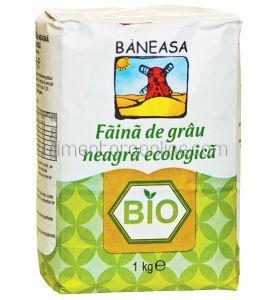 Faina Neagra Bio Ecologica BANEASA 1Kg