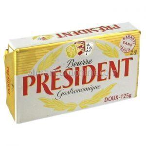 Unt 82% PRESIDENT 125g