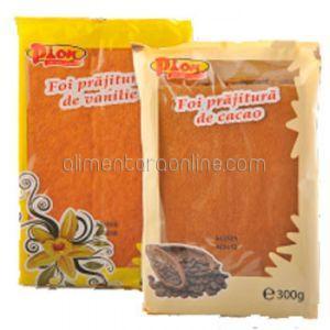 Foi pt Prajituri de Cacao tip Pandispan PION 300g