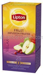 LIPTON Ceai Infuzie de Fructe 20x2g