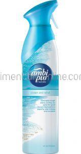 Odorizant de Camera Spray AMBIPUR Freshelle Ocean Wind 300ml