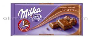 Ciocolata Noisette MILKA 100g