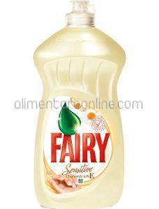 Detergent de Vase FAIRY Sensitive Musetel 450ml