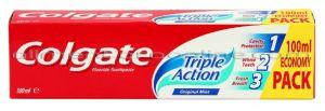 * Pasta de Dinti COLGATE Triple Action Original Mint 100ml