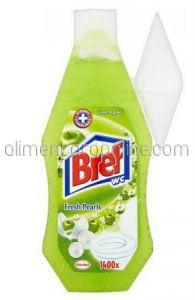 * Dezinfectant Odorizant Gel pentru WC BREF cu Miros de Mar 360ml