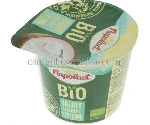 Iaurt Natural Bio Ecologic 0.9% NAPOLACT 140g [Certificat: RO-ECO-008]