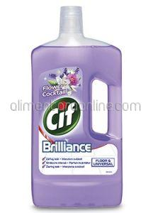 * CIF Detergent pentru Gresie si Faianta Flower Cocktail 1L