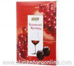 Bomboane de Ciocolata Umplute cu Visine si Lichior BOHME 150g