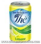 Ice Tea de Lamaie SAN BENEDETTO 330ml