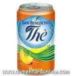 Ice Tea de Piersici SAN BENEDETTO 330ml