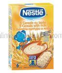 3 Cereale + Lapte NESTLE 250g