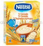 5 Cereale NESTLE 250g