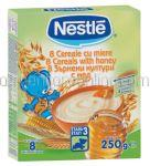 8 Cereale cu Miere NESTLE 250g