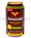 Bautura fara Alcool din Malt cu Limonada KARAMALZ dz. 3x330ml