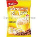Cafea Instant 3in1 Mild DONCAFE 10x10g