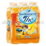 Ice Tea Piersici SAN BENEDETTO 6x1.5L