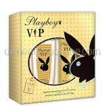 Set Playboy Vip Deodorant natural 75ml + Deodorant 150ml