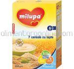7 Cereale cu Lapte MILUPA 6+ 250g