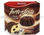 BALOCCO Cozonac Torte in Festa Ciocolata 400g [Craciun]