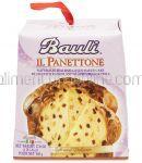 BAULI Cozonac Panettone Classic 500g [Craciun]