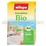Cereale Bio Ecologice Fulgi de Porumb MILUPA 4+ 250g
