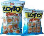 Snacks LOTTO Alune 5x35g