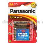 Baterii AA LR6 PANASONIC Pro Power 4buc