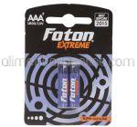 * Baterii AAA LR3 FOTON Extreme 2buc