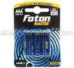 Baterii AAA LR3 FOTON Master 4buc