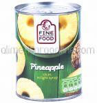 Compot de Ananas Rondele Felii FINE FOOD / FINE LIFE 560g