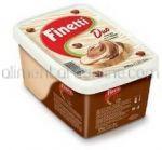 Crema de Ciocolata si Lapte FINETTI Duo 600g