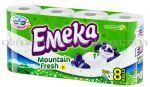 Hartie Igienica EMEKA Mountain 3str. 8buc