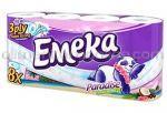 Hartie Igienica EMEKA Paradise 3str. 8buc