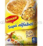 Supa Alfabet MAGGI 5x58g