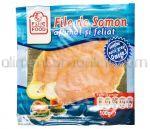 File de Somon Afumat FINE FOOD 100g