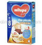 * 7 Cereale cu Mere MILUPA Vise Placute 8+ 250g