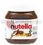 Crema de Ciocolata cu Alune NUTELLA 400g
