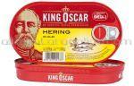 * Hering in Ulei KING OSCAR 170g / 102g net