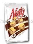 Napolitane cu Cacao NATY 180g