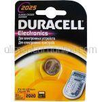 Baterie Litiu CR 2025 DURACELL 1buc