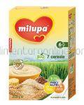 7 Cereale Bio Ecologice MILUPA 6+ 250g