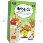 Cereale cu Orez + Mere BEBELAC 200g