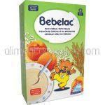 Cereale cu Orez + Piersici BEBELAC 200g